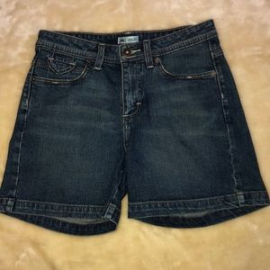 Lee Denim Jean Shorts